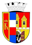 The coat of arms of Prague 8